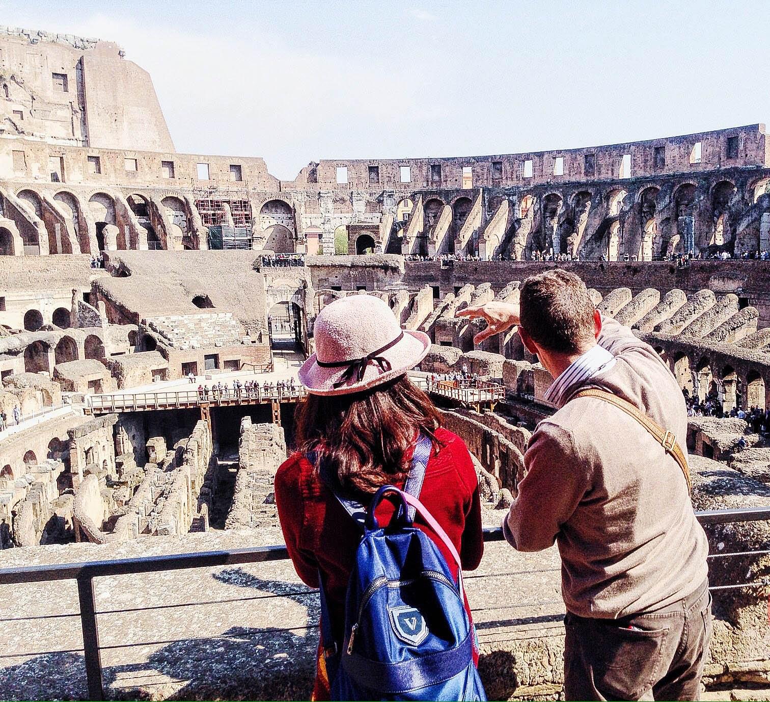 Colosseum Tour in Rome